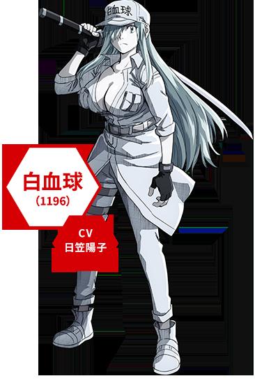 CHARACTER   TVアニメ「はたらく細胞BLACK」 公式サイト